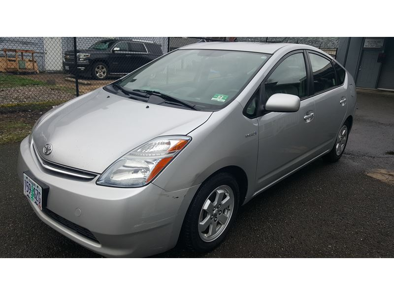 2006 toyota prius for sale by owner in portland or 97299. Black Bedroom Furniture Sets. Home Design Ideas