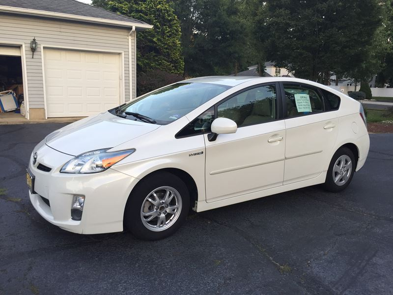 2010 toyota prius for sale by owner in freehold nj 07728. Black Bedroom Furniture Sets. Home Design Ideas