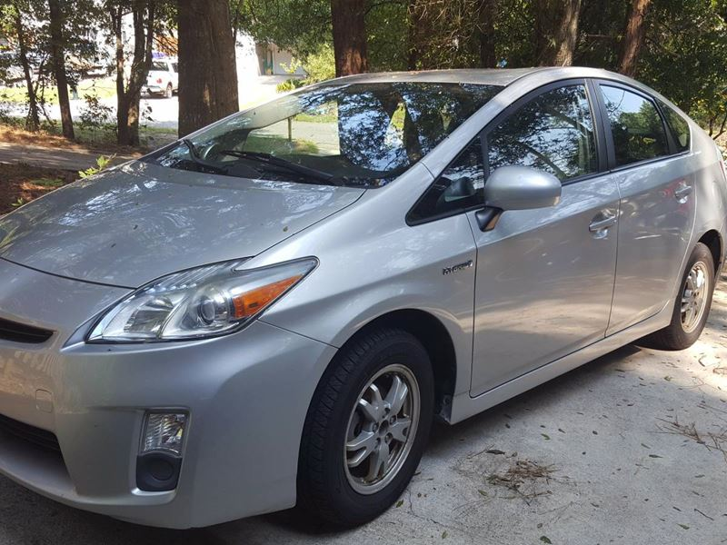 2010 toyota prius for sale by owner in kill devil hills nc 27948. Black Bedroom Furniture Sets. Home Design Ideas