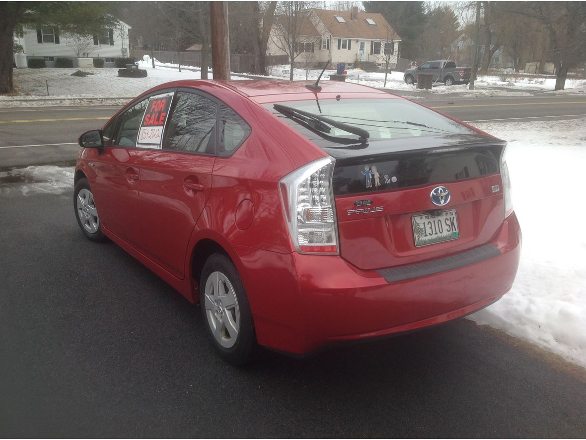 2010 Toyota Prius For Sale By Owner In Westbrook Me 04098