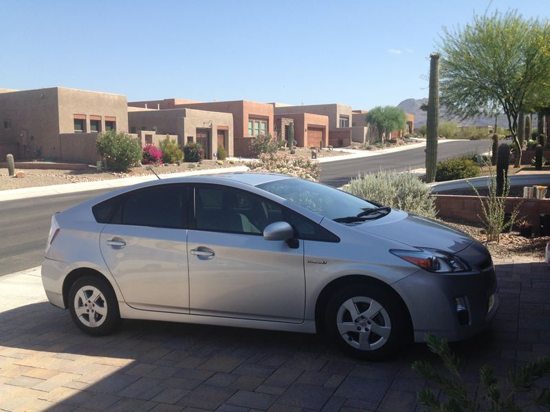 2011 toyota prius for sale by owner in marana az 85658. Black Bedroom Furniture Sets. Home Design Ideas
