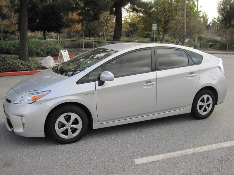 used 2015 toyota prius for sale by owner in azusa ca 91702. Black Bedroom Furniture Sets. Home Design Ideas