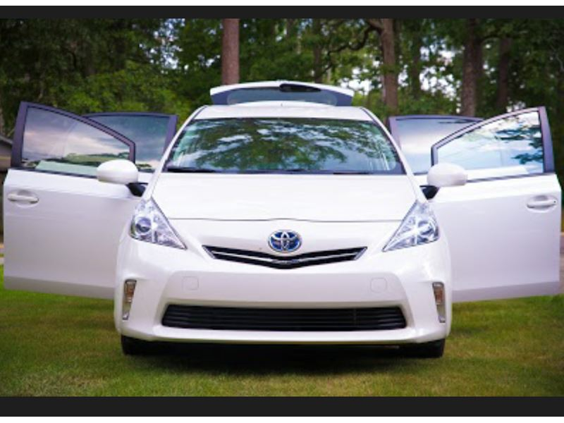 2013 toyota prius v for sale by owner in augusta ga 30914. Black Bedroom Furniture Sets. Home Design Ideas