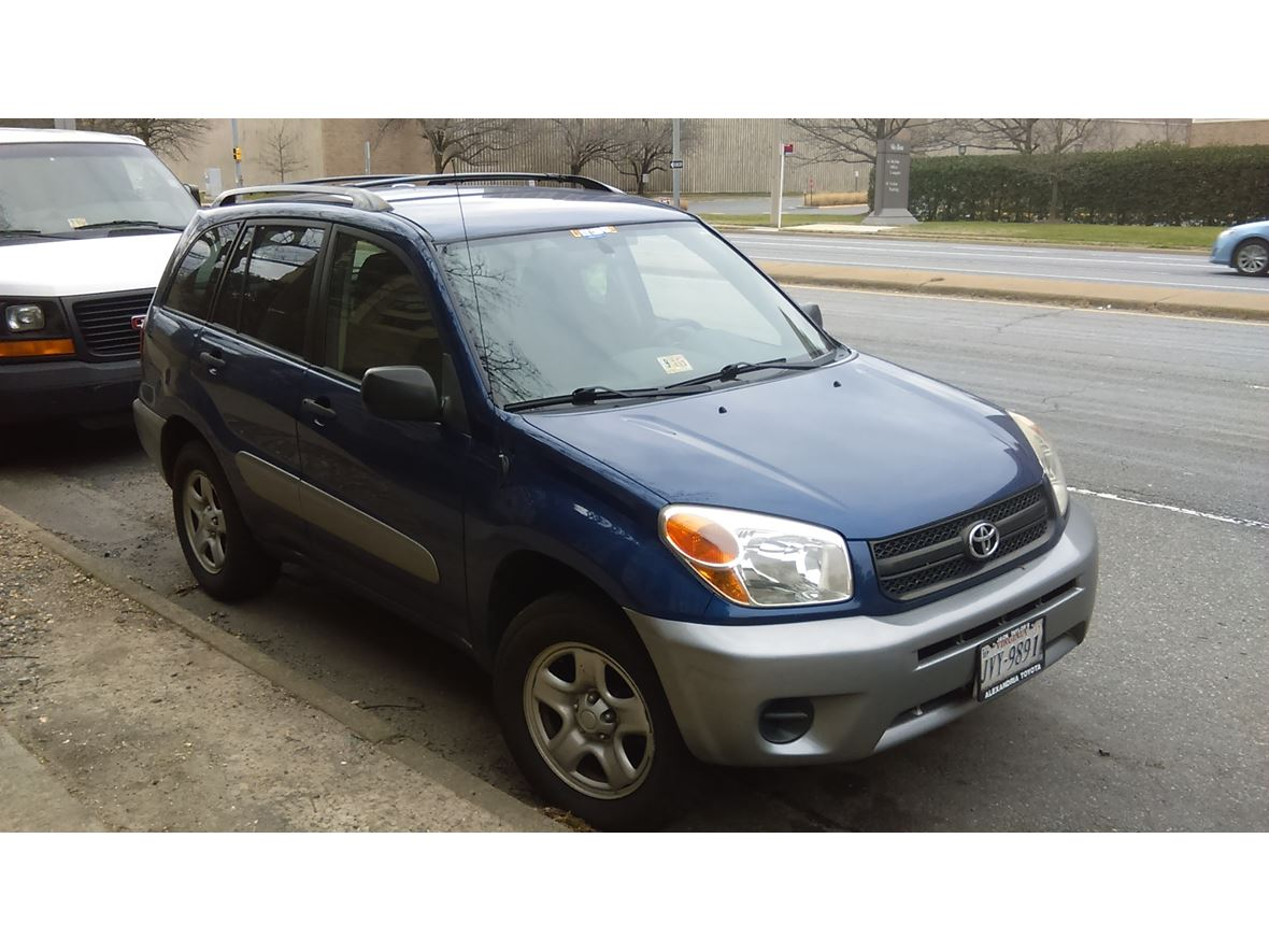 2005 toyota rav4 for sale by owner in falls church va 22046. Black Bedroom Furniture Sets. Home Design Ideas