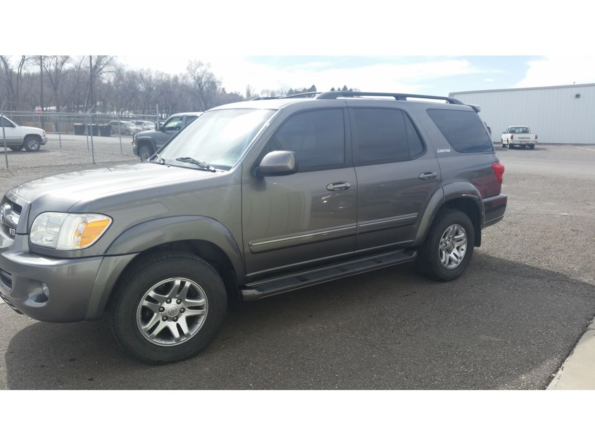2006 Toyota Sequoia for sale by owner in Delta