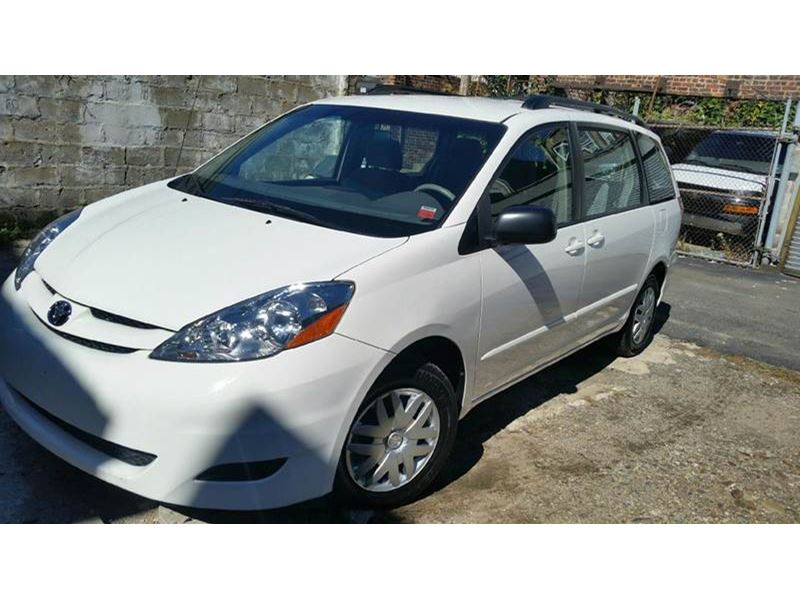 2008 toyota sienna for sale by owner in philadelphia pa 19197. Black Bedroom Furniture Sets. Home Design Ideas
