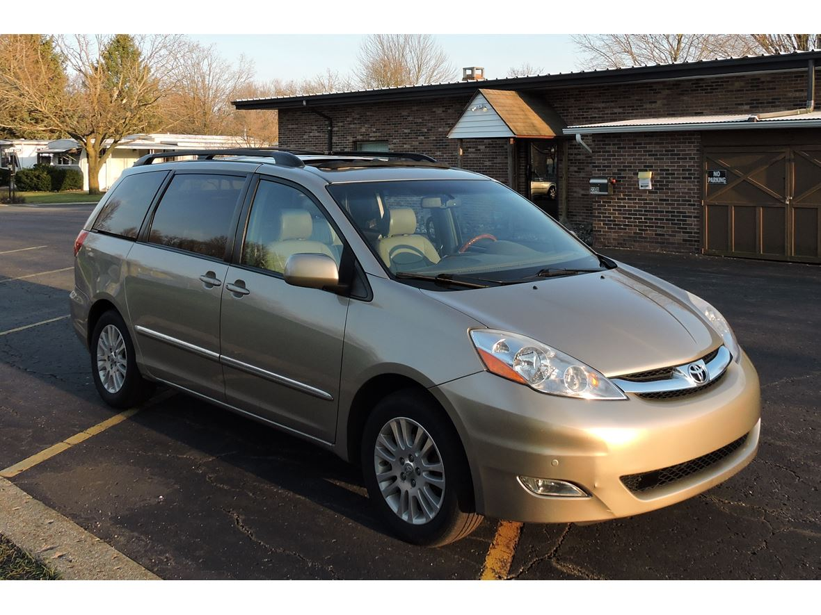 2007 toyota sienna xle fwd limited by owner in kalamazoo mi 49048. Black Bedroom Furniture Sets. Home Design Ideas