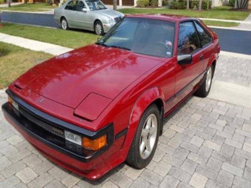 1985 Toyota Supra Classic Car Merritt Island Fl 32954