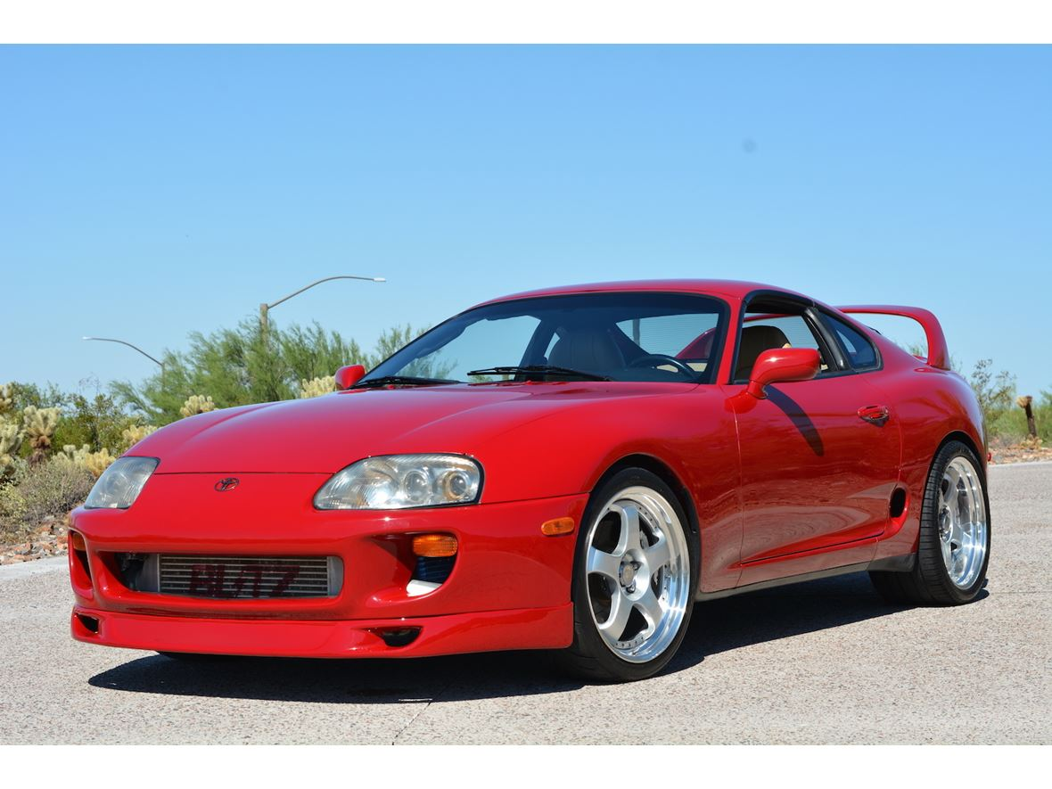 1995 toyota supra for sale by owner in dallas tx 75226. Black Bedroom Furniture Sets. Home Design Ideas
