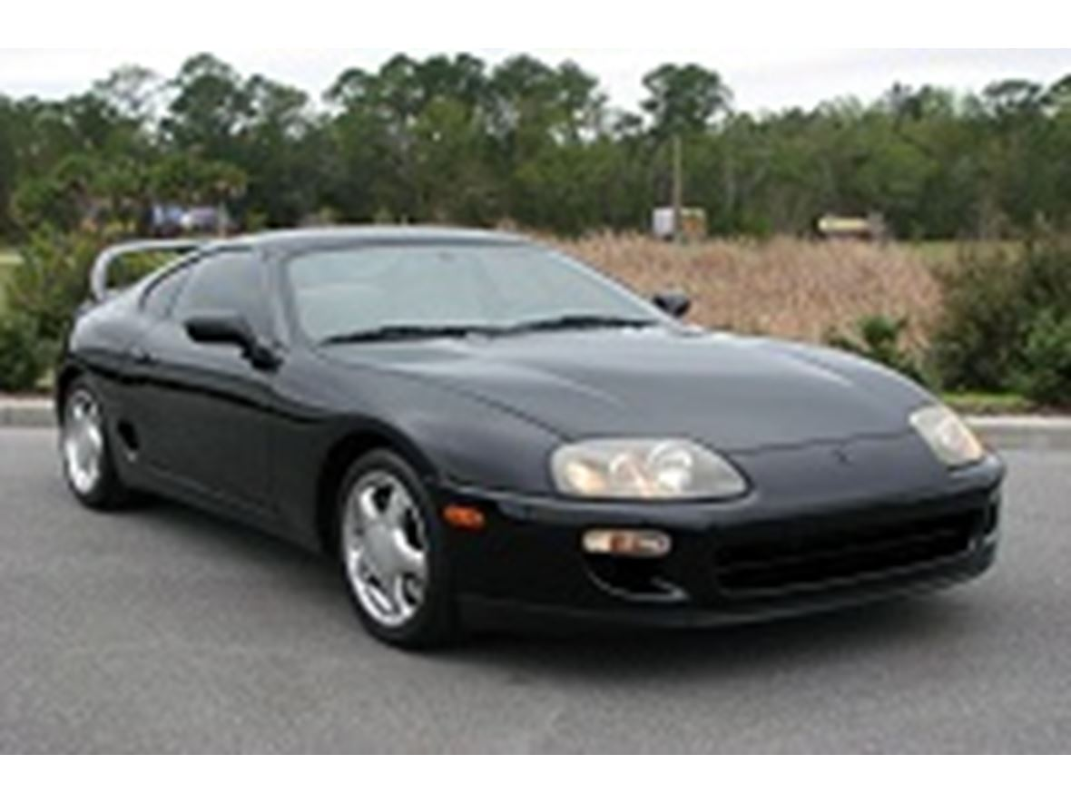 used 1998 toyota supra for sale by owner in tampa fl 33694. Black Bedroom Furniture Sets. Home Design Ideas