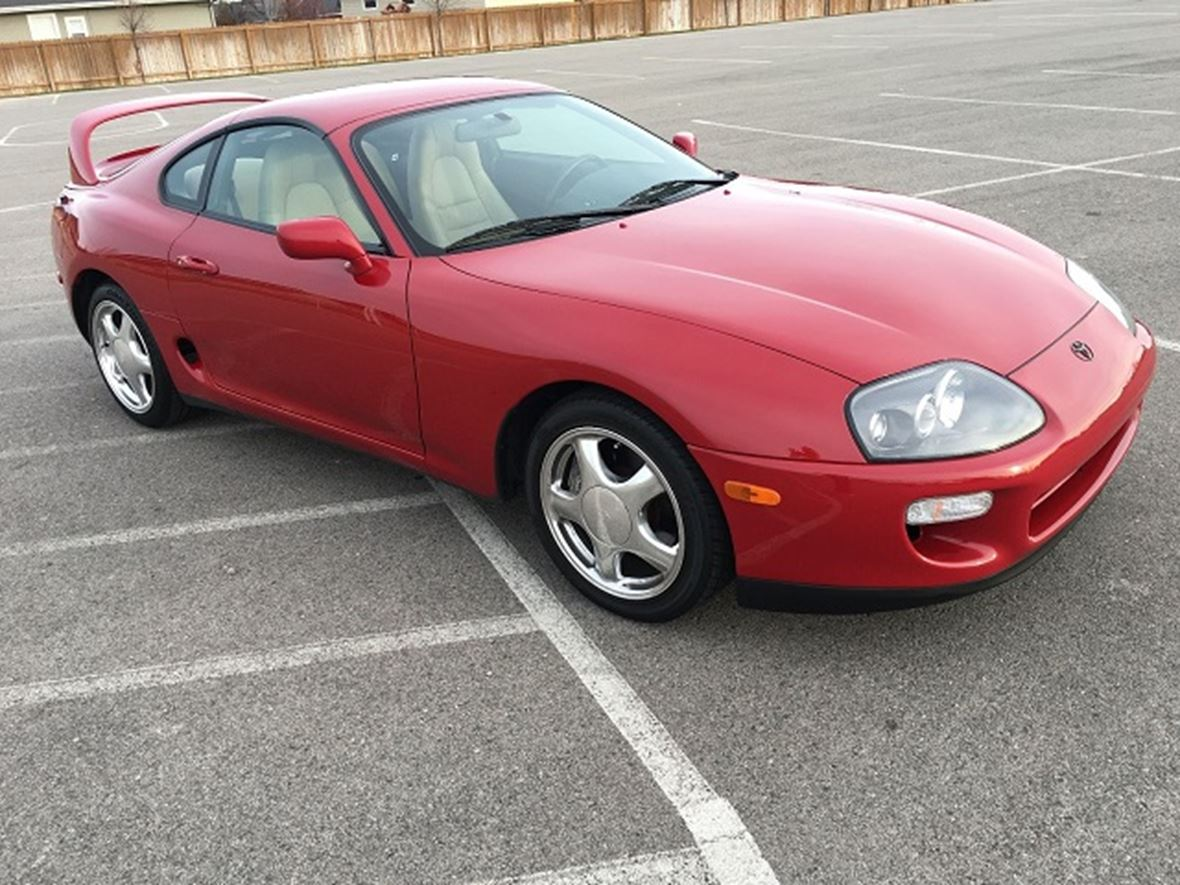 used 1998 toyota supra for sale by owner in boise id 83704. Black Bedroom Furniture Sets. Home Design Ideas