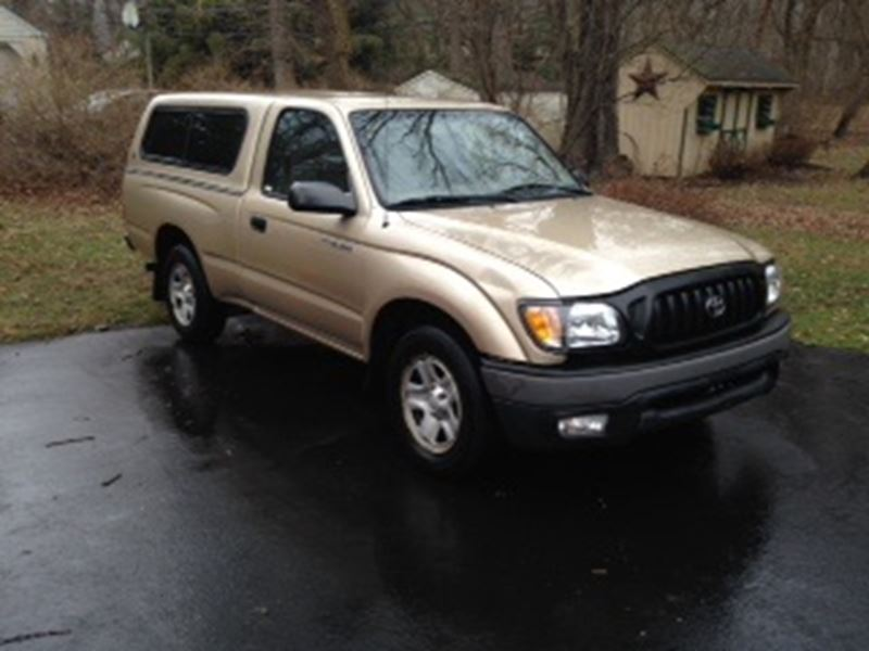 used 2003 toyota tacoma for sale by owner in chalfont pa 18914. Black Bedroom Furniture Sets. Home Design Ideas
