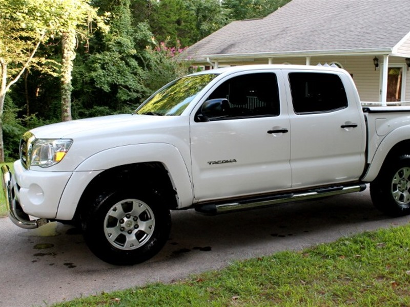 2007 toyota tacoma for sale by owner in killen al 35645. Black Bedroom Furniture Sets. Home Design Ideas