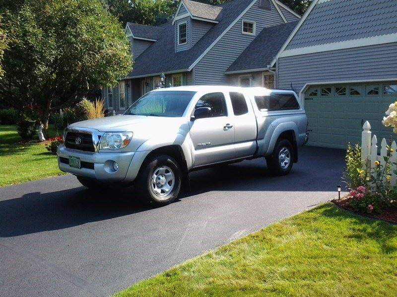 2008 toyota tacoma for sale by owner in colchester vt 05449. Black Bedroom Furniture Sets. Home Design Ideas