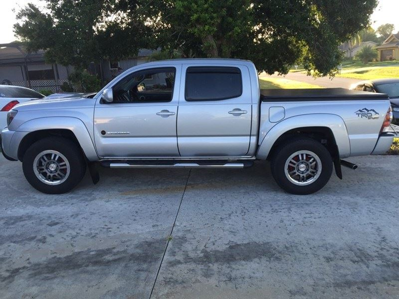 best used toyota tacoma off lease only south florida autos post. Black Bedroom Furniture Sets. Home Design Ideas