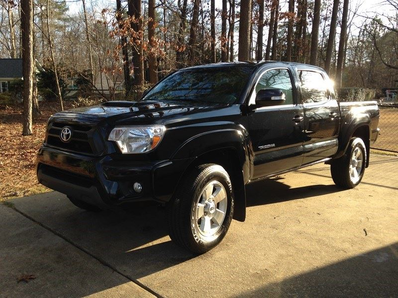 2014 toyota tacoma for sale by owner in raleigh nc 27699. Black Bedroom Furniture Sets. Home Design Ideas