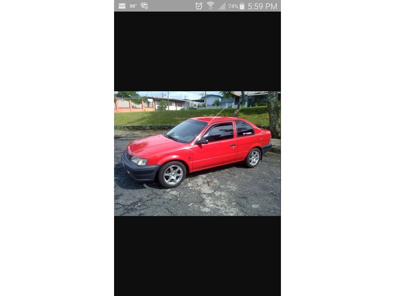 1995 Toyota Tercel for sale by owner in Miami