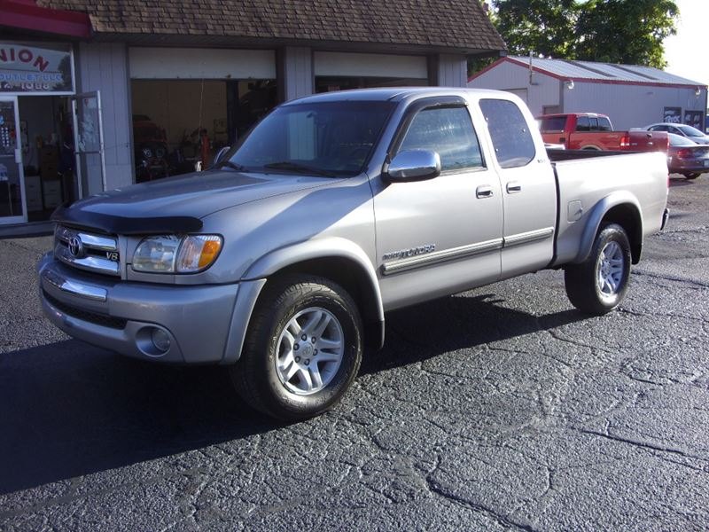 used 2003 toyota tundra for sale by owner in massillon oh 44648. Black Bedroom Furniture Sets. Home Design Ideas