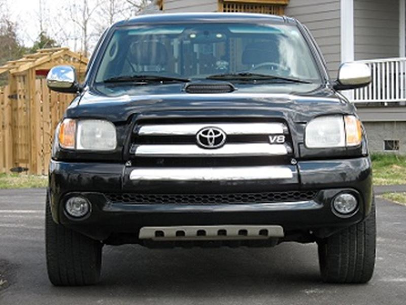 used 2004 toyota tundra for sale by owner in wilmington nc 28409. Black Bedroom Furniture Sets. Home Design Ideas