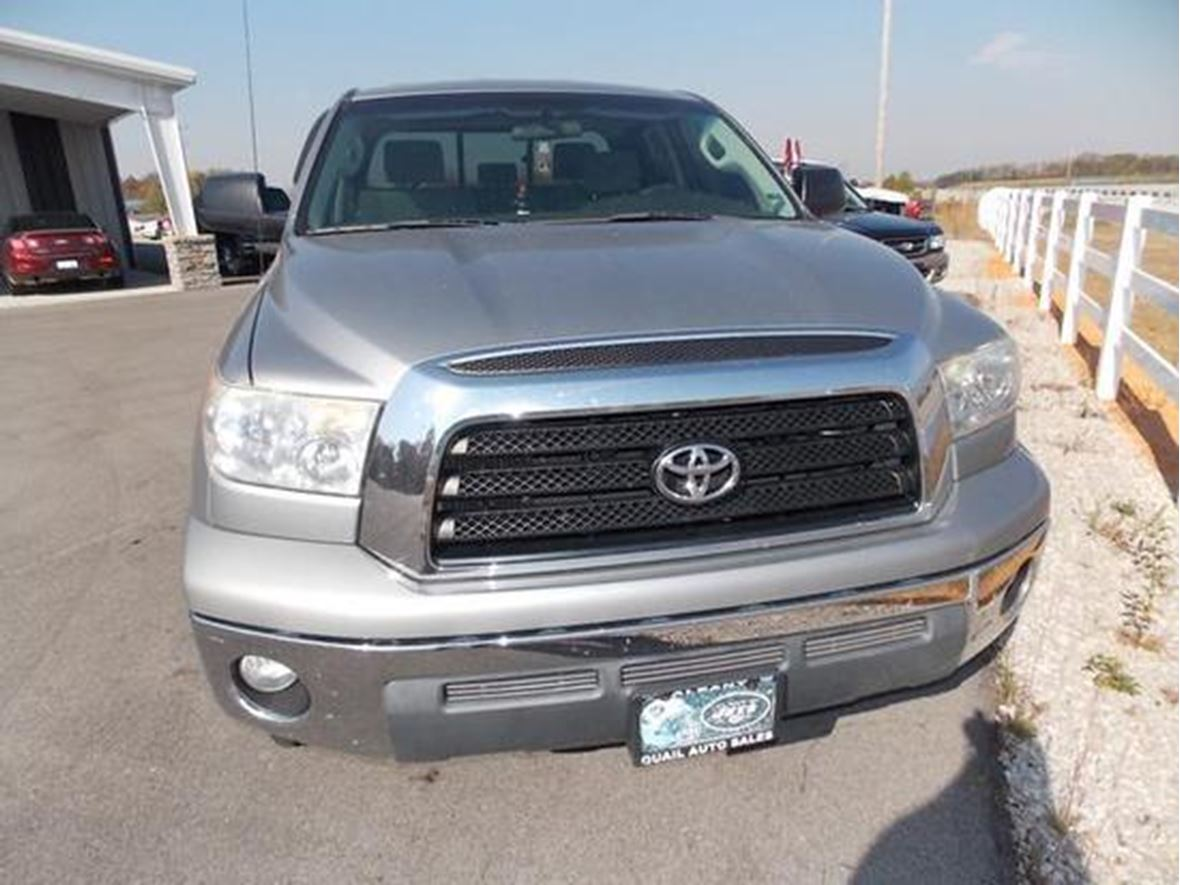 2008 Toyota Tundra for sale by owner in Glasgow