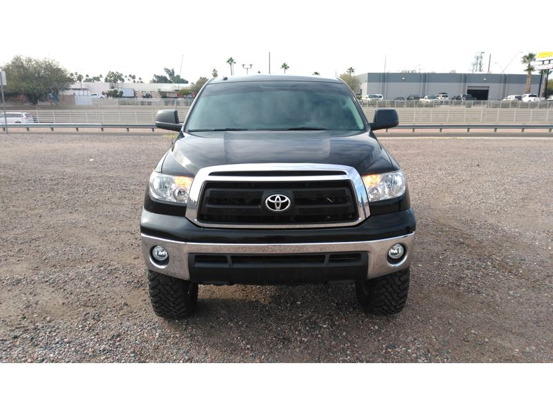 2012 toyota tundra for sale by owner in mesa az 85277. Black Bedroom Furniture Sets. Home Design Ideas