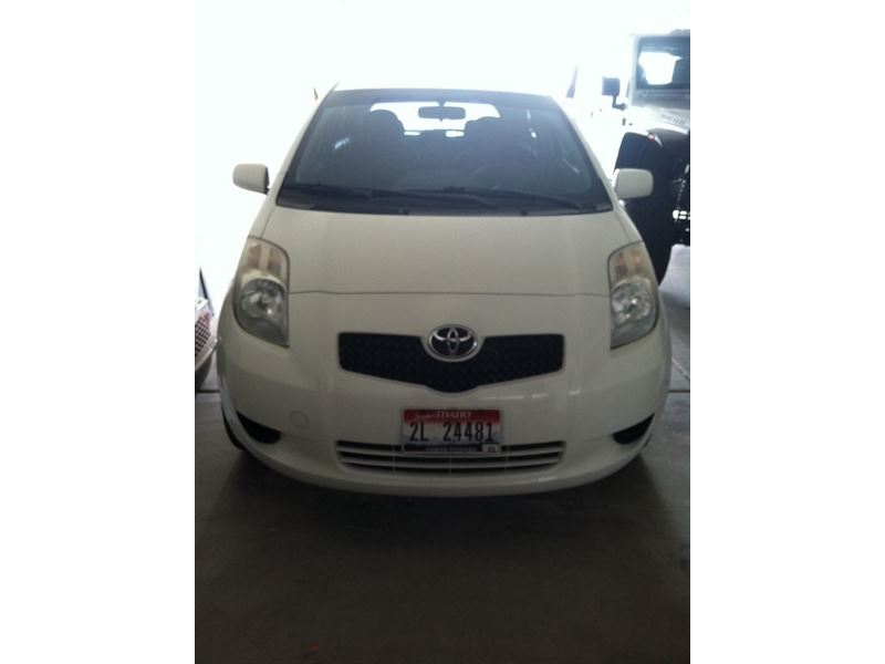 2007 toyota yaris for sale by owner in lake havasu city az 86406. Black Bedroom Furniture Sets. Home Design Ideas
