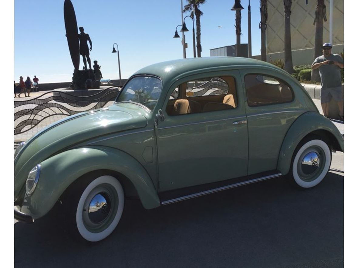 1952 volkswagen beetle classic car by owner smith river ca 95567. Black Bedroom Furniture Sets. Home Design Ideas