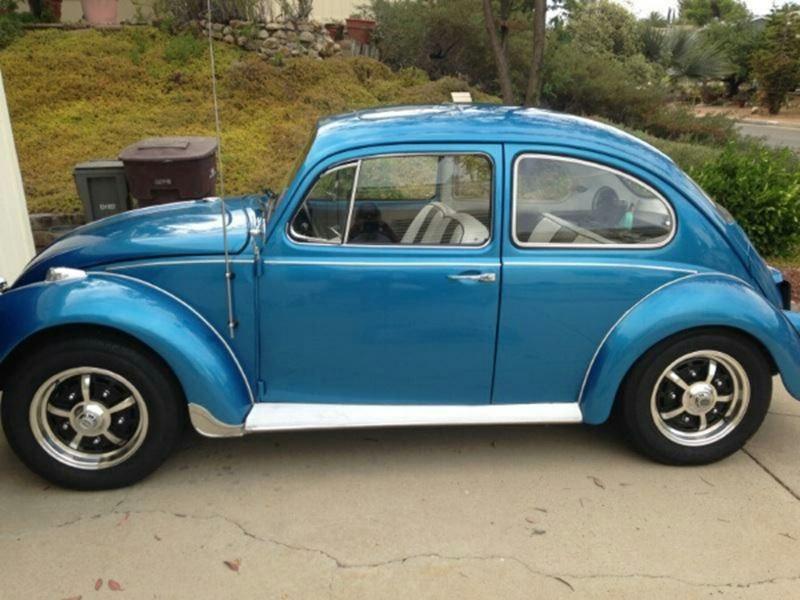 1968 volkswagen beetle antique car wildomar ca 92595. Black Bedroom Furniture Sets. Home Design Ideas