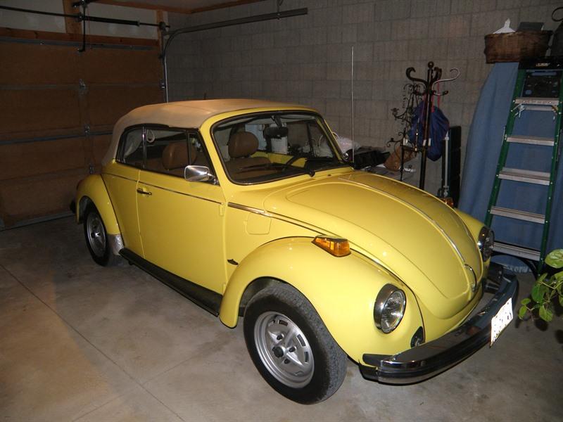 1979 volkswagen beetle classic car hudson oh 44236. Black Bedroom Furniture Sets. Home Design Ideas