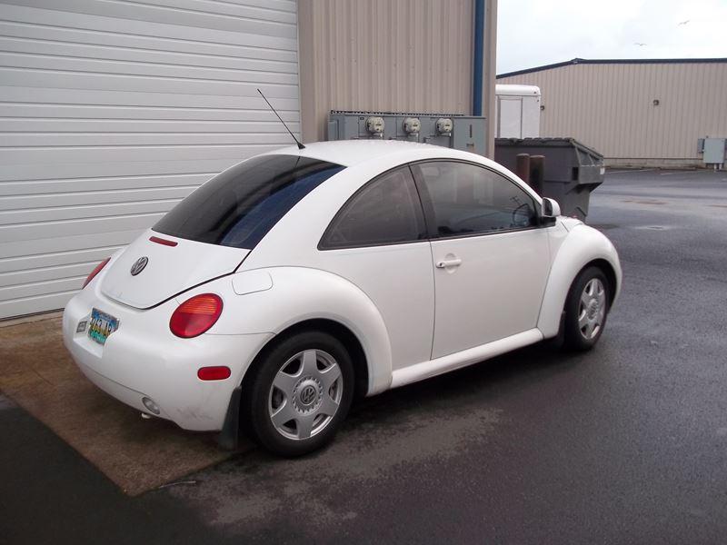 1998 volkswagen beetle for sale by owner in astoria or 97103. Black Bedroom Furniture Sets. Home Design Ideas