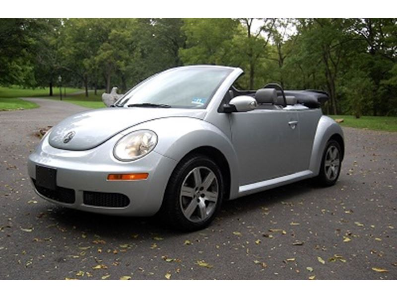 2006 Volkswagen Beetle for Sale by Owner in Baltimore MD