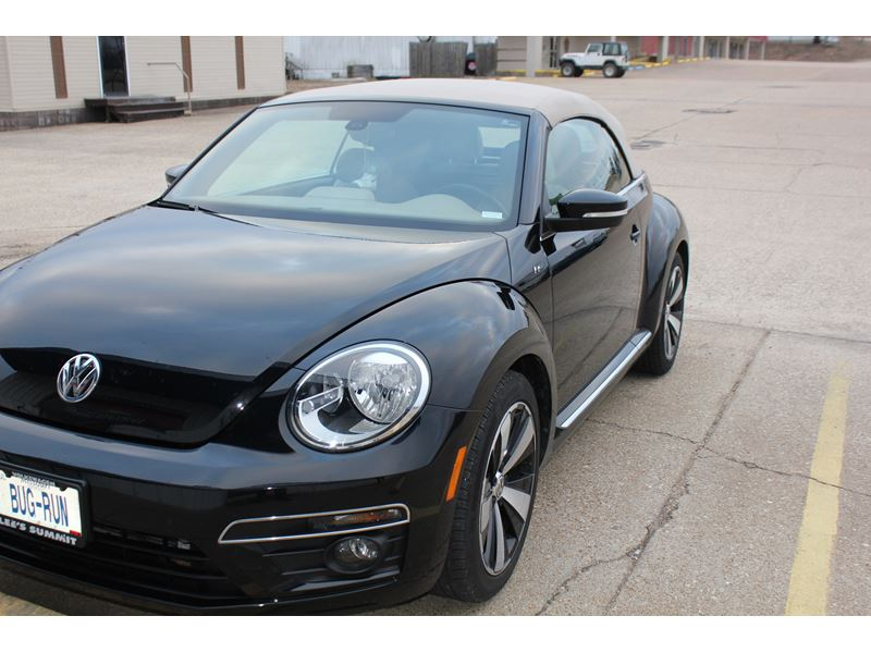 volkswagen beetle convertible  owner  richland mo