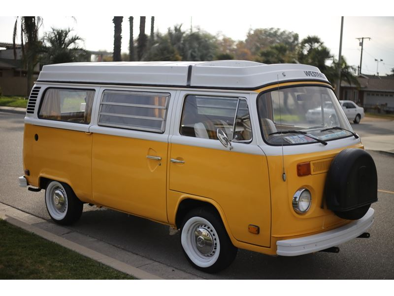 1976 volkswagen bus westfalia classic car houston tx 77081. Black Bedroom Furniture Sets. Home Design Ideas