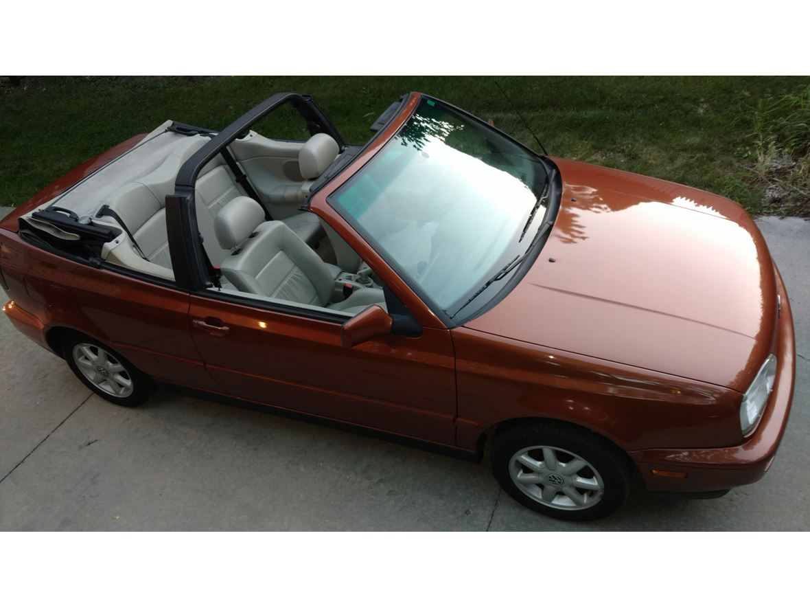 1999 Volkswagen Cabrio Sale By Owner In Grand Rapids Mi 49504