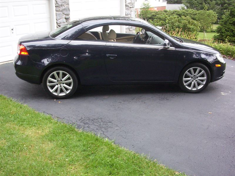 2007 volkswagen eos for sale by owner in lancaster pa 17699