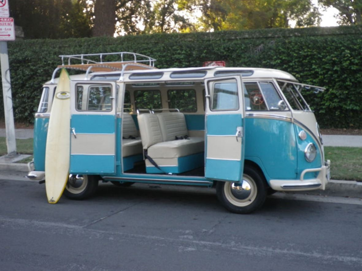 1963 volkswagen eurovan classic car by owner in stockton for 1963 vw 23 window bus for sale