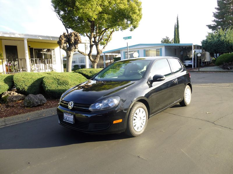 2012 Volkswagen Golf For Sale By Owner In Redding Ca 96099