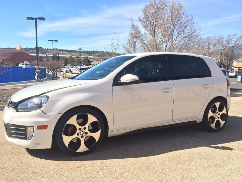 2013 volkswagen gti ltd for sale by owner in flagstaff az. Black Bedroom Furniture Sets. Home Design Ideas
