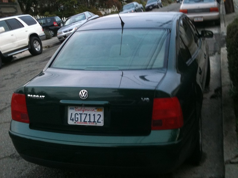 1999 volkswagen jetta for sale by private owner in oakland. Black Bedroom Furniture Sets. Home Design Ideas