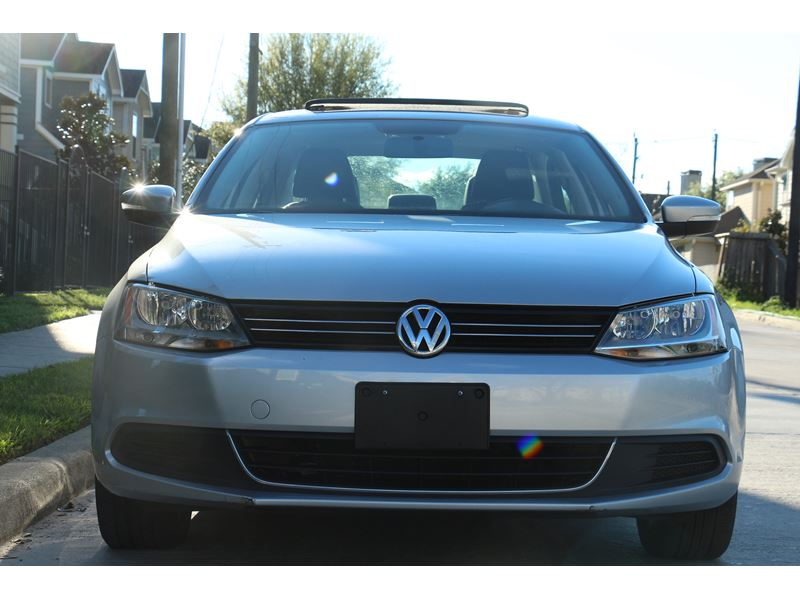 2013 volkswagen jetta for sale by owner in houston tx 77299. Black Bedroom Furniture Sets. Home Design Ideas