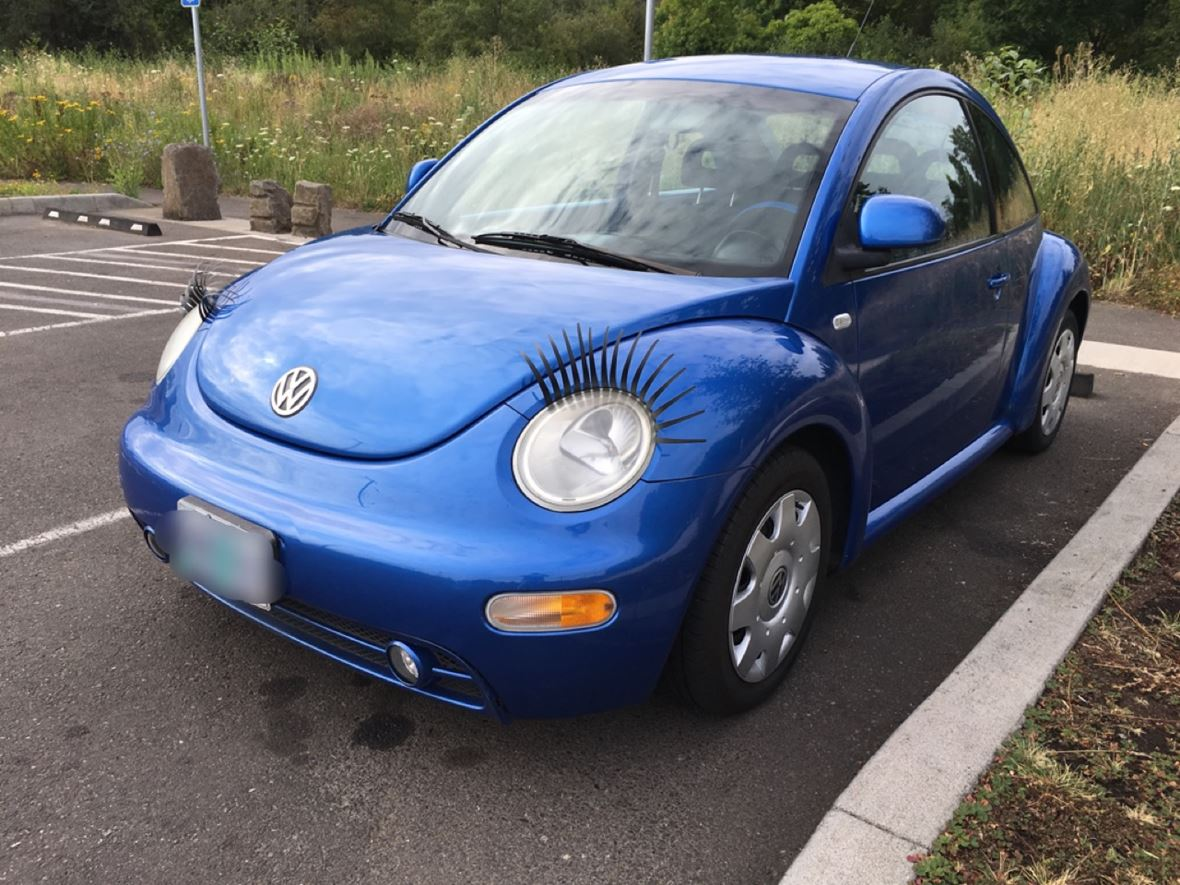 1999 Volkswagen New Beetle Sale By Owner In Portland, OR 97299