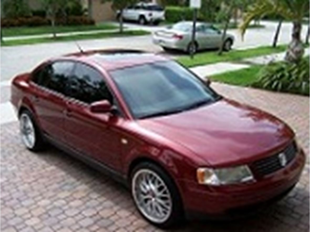 1999 volkswagen passat for sale by owner in baltimore md 21297. Black Bedroom Furniture Sets. Home Design Ideas