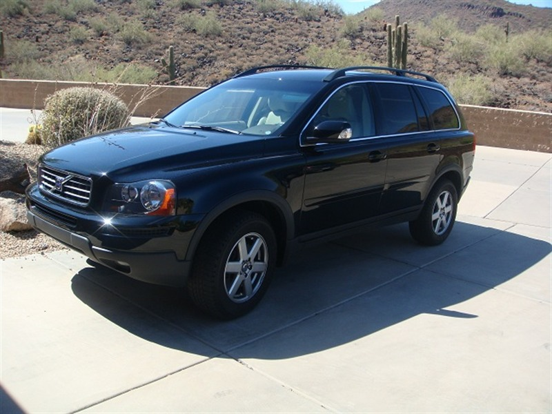 2007 volvo xc90 for sale by owner in scottsdale az 85259. Black Bedroom Furniture Sets. Home Design Ideas