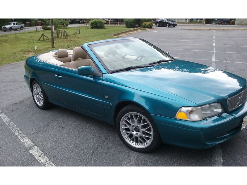 2002 volvo c70 for sale by owner in smyrna ga 30080. Black Bedroom Furniture Sets. Home Design Ideas