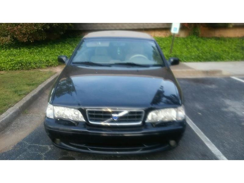 2004 volvo c70 for sale by owner in morrow ga 30287. Black Bedroom Furniture Sets. Home Design Ideas