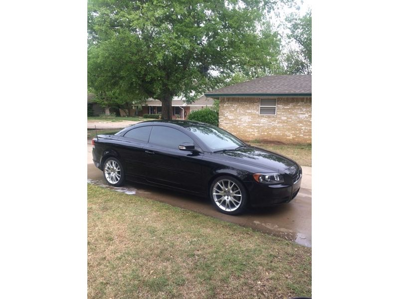 2009 volvo c70 t5 for sale by owner in norman ok 73071. Black Bedroom Furniture Sets. Home Design Ideas