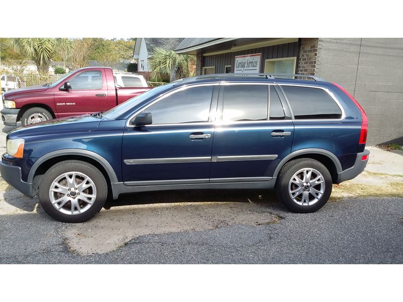 2004 volvo xc90 for sale by owner in myrtle beach sc 29587. Black Bedroom Furniture Sets. Home Design Ideas
