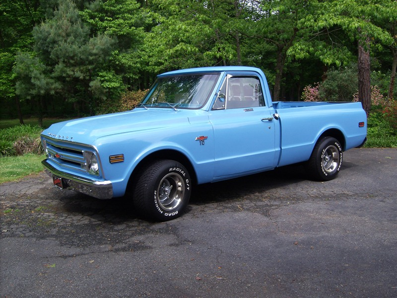 Chevrolet pick up truck C10 1968 - Sale by Owner in ...
