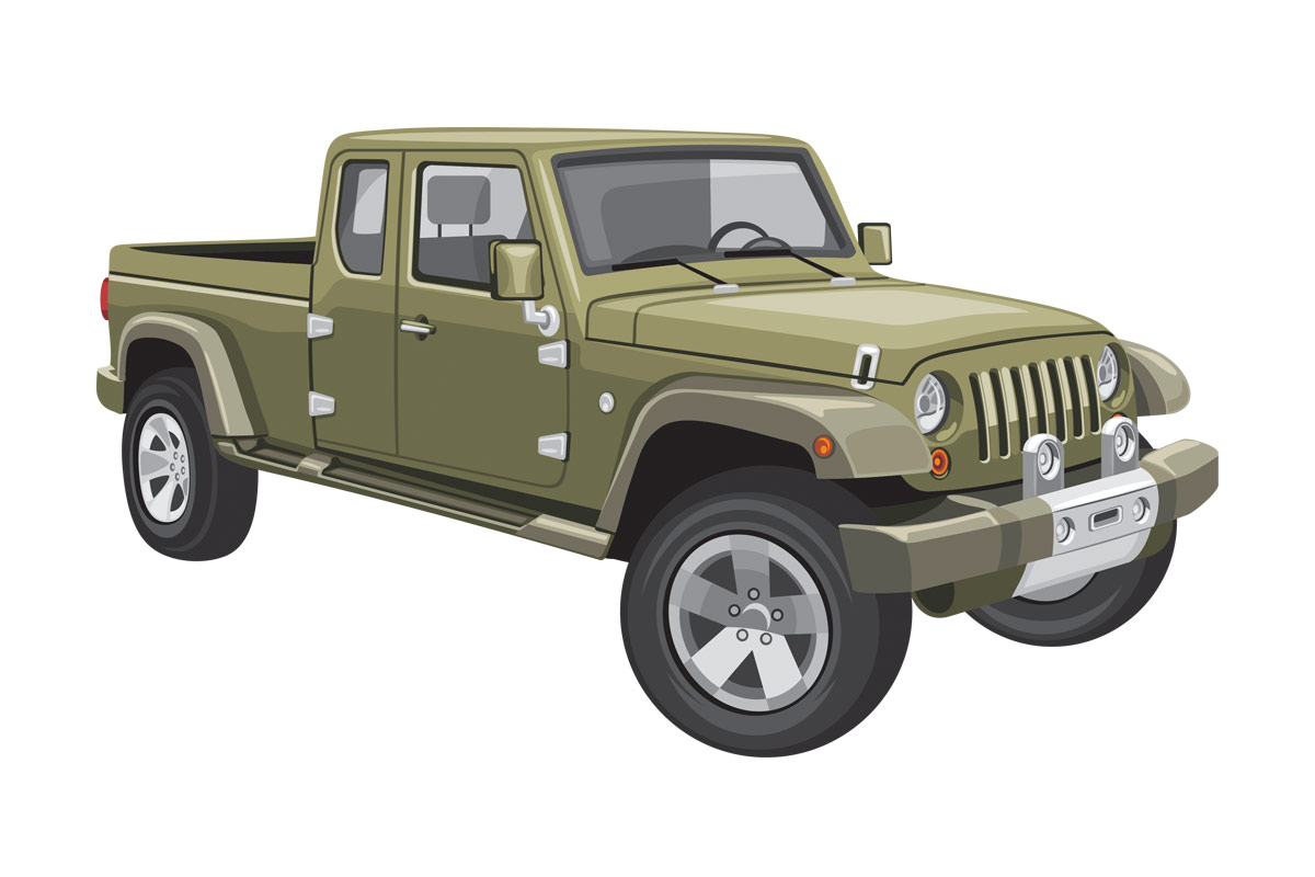 Jeep Wrangler 2019 Gears Up to Set New Standards in the Pickup Segment