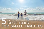 Five of 2017's Best Cars for Small Families